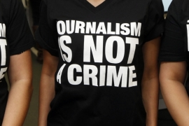 Releasing Rasool – Journalism is not a crime