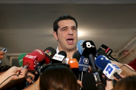 Tsipras promises infrastructure works worth $64m until 2020 [Reuters]