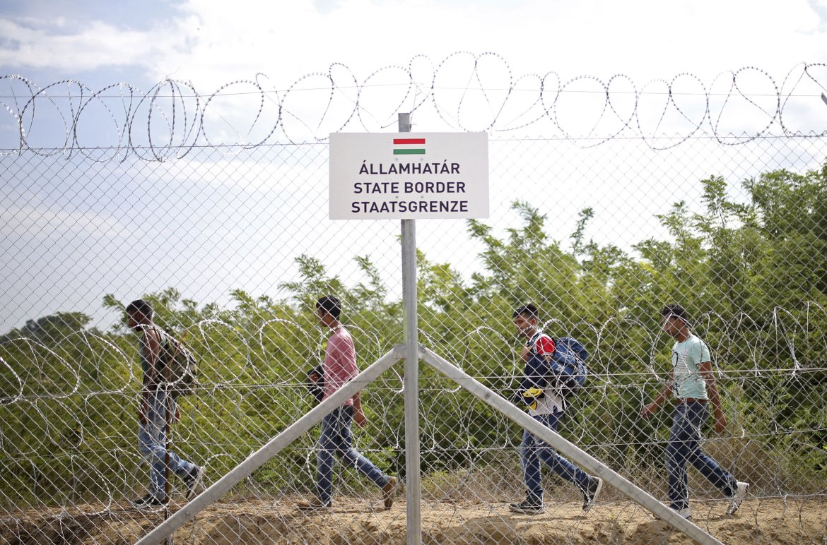 Hungary''s right-wing government took matters into its own hands to halt Europe''s unprecedented influx of refugees while the bloc failed to agree a plan to distribute them [Dado Ruvic/Reuters]