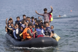 The billion-dollar business of refugee smuggling