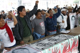 Personal horrors behind Mexico gang violence