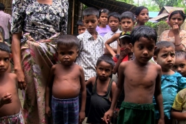Exclusive: 'Strong evidence' of genocide in Myanmar