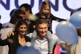 Will election run-off usher in new era for Argentina?