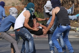 Mapping the dead in latest Israeli-Palestinian violence