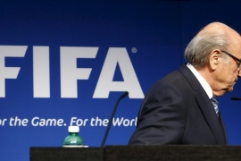 Who will replace Blatter? A guide to FIFA's election