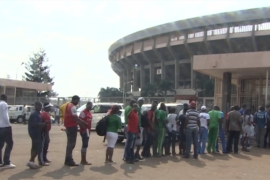 Corruption, financial woes hurting Zimbabwe's football