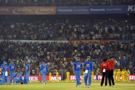 Cricket boards in UAE and Sri Lanka have offered to host the league considering the coronavirus situation in India [File: AFP]
