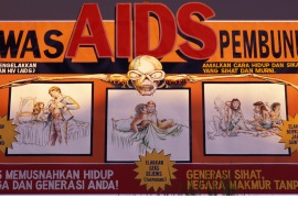 HIV infections in Kelantan state dropped to 277 last year, compared with more than 1,200 before the programme started [Getty Images]