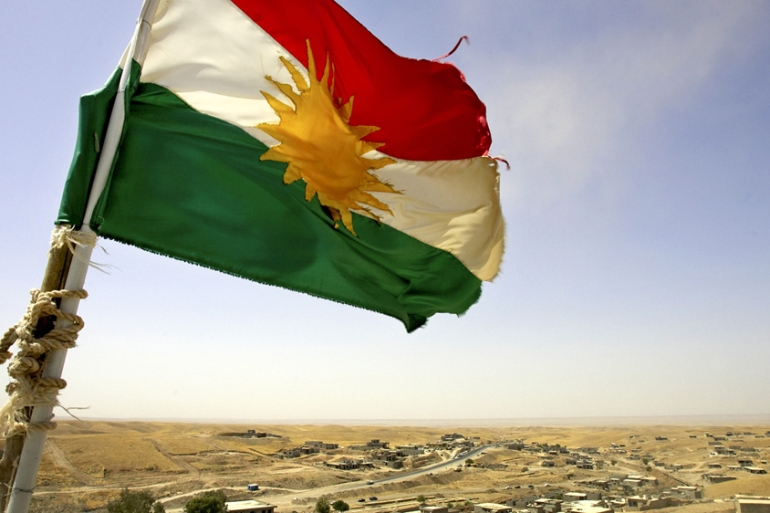 With tensions running high amid the war on ISIL, many Kurdish intellectuals believe it is a time of crisis for the Kurdish identity [AP]