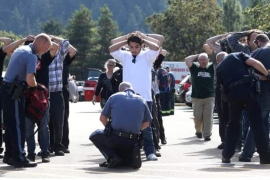 Nine dead in shooting at college in US state of Oregon