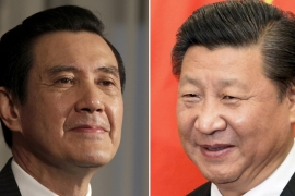 China and Taiwan leaders make history in Singapore