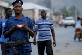 Burundi leaders warned to stop inciting mass violence