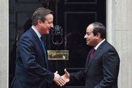 The Sinai attack certainly placed security matters on the forefront of British-Egyptian relations, writes Ashour [Reuters]