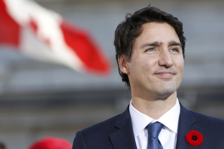 People's desire for renewal became embodied in the figure of Justin Trudeau, write Bell and Zada [REUTERS]