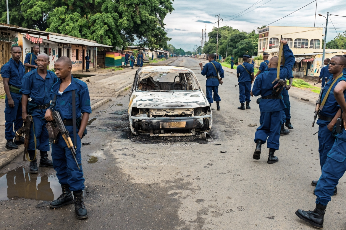 The rise of violence since the protests began in April threatens a return to civil war in Burundi. [Al Jazeera]