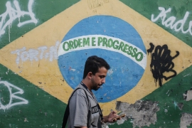 Brazil's highs and lows: Why 'Brazilians never give up'