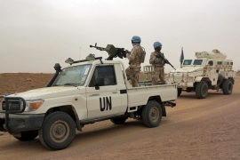 Are UN peacekeeping operations in trouble?