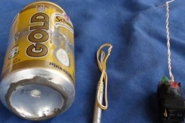 Could a bomb in a soda can really bring down a plane?