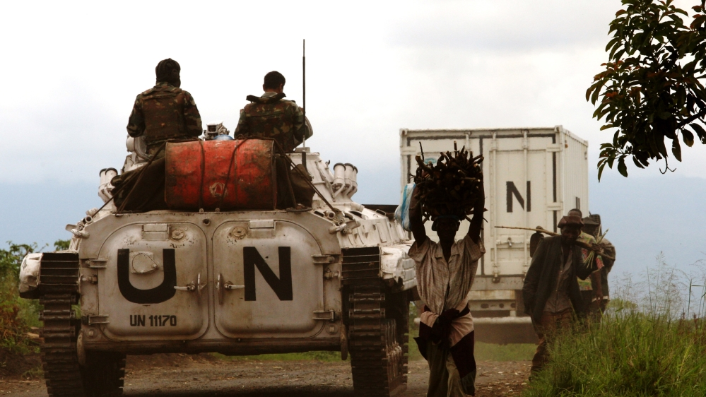 At least 13 rebels, four soldiers killed in DR Congo