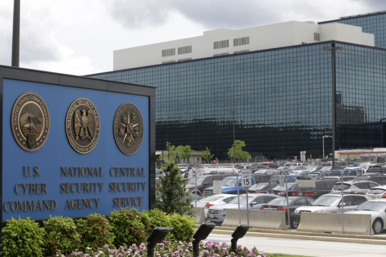 The move comes two and a half years after the controversial programme was exposed by former NSA contractor Edward Snowden [AP]