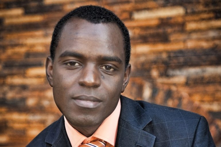 Frank Mugisha is the executive director of Sexual Minorities Uganda and a practising Catholic