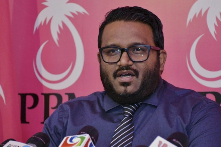 Vice President Ahmed Adeeb was arrested last week in connection with the explosion, but has denied allegations he was involved [AP]