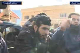 Lebanese army and al-Nusra Front conduct prisoner swap