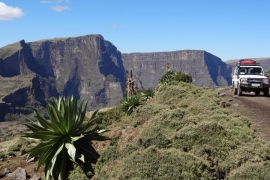 Ethiopia's Simien Mountains National Park is one of nine UNESCO World Heritage Sites in the country [Ethiopian Tourism Organization]