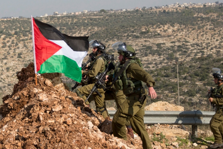 Since October 1, at least 119 Palestinians and 22 Israelis have been killed in near daily violence [Majdi Mohammed/AP]