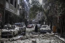The shifting lines in Syria