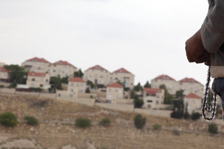Israeli settlement in the E1 corridor would connect Jerusalem to a large settlement bloc in West Bank [File: Rich Wiles/Al Jazeera]