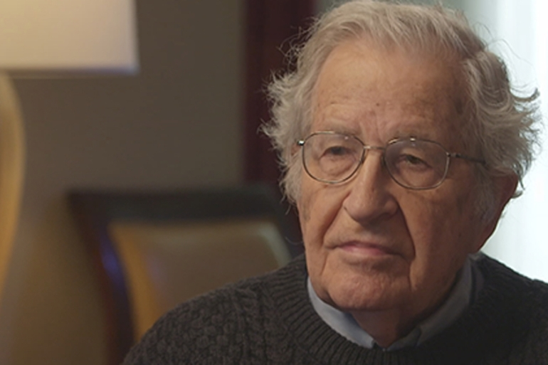 Noam Chomsky says the US political system involves 'mainly bought elections' [Al Jazeera]