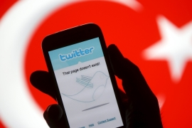 Ankara has temporarily banned access to Twitter site several times in the past [Twitter]