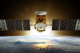 NASA satellite launched to monitor global warming