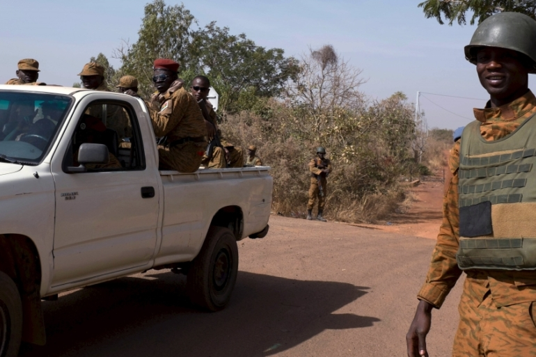 France recently announced it was expanding Barkahne, its Sahel military operation, into Burkina Faso by sending troops to its northern region [File: Nabil El Hadad/Reuters]