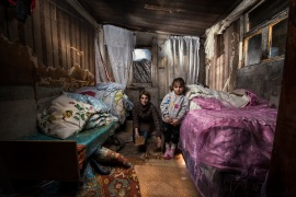 In Armenia, decades of displacement