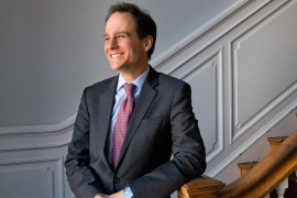 Jonah Pesner has been described as one of the most influential rabbis in the US [Religious Action Center]