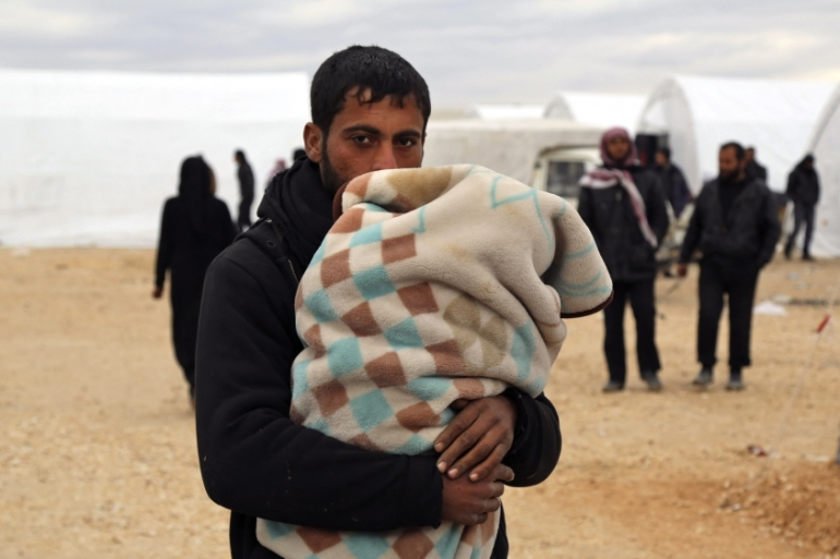 Turkey plays host to about 2.7 million Syrian refugees, according to UN data [AP]