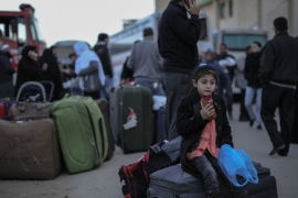 More than 25,000 Palestinians with 'urgent cases' requested to travel through the rarely opened Rafah crossing [Ezz Zanoun/Al Jazeera]
