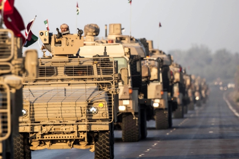 The UAE has already deployed troops to Yemen to fight as part of the Arab coalition [File: EPA]