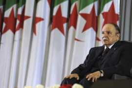 Algerian President Abdelaziz Bouteflika, who is suffering from ill health, 'wants to bear his stamp on the country's history by amending the constitution' [File: Sidali Djarboub/AP]