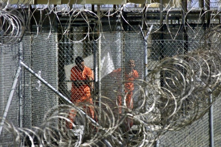 President Obama is to bring Guantanamo detention centre closure plan before Congress [EPA]