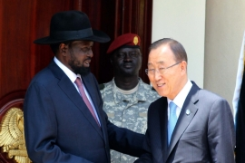 UN chief urges South Sudan rivals to respect peace deal