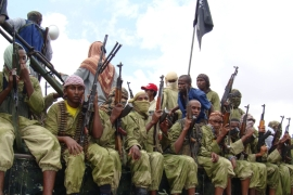 Al-Shabab is fighting Somalia's internationally-recognised government [File pic: Mohamed Sheikh Nor/The Associated Press]