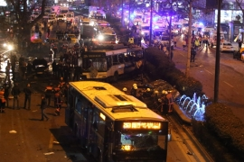 Turkey hits PKK targets in Iraq after Ankara bombing