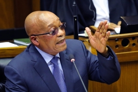 South Africa court orders Zuma to repay house costs