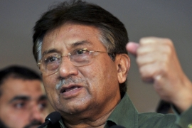 Musharraf came to power in 1999 and ruled Pakistan until 2008 [File pic: Mohammad Abu Omar/Reuters]