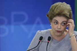 Rousseff already faces an additional impeachment process over alleged manipulation of government accounts [AP]
