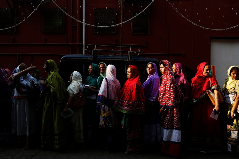 India's Dawoodi Bohra still force FGM upon women. UNICEF estimates that at least 200 million girls and women, in about 30 countries, have suffered female genital mutilation [Danish Siddiqui/Reuters]