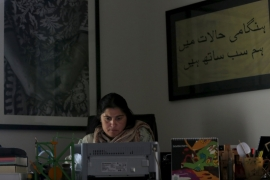 Sharmeen Obaid-Chinoy's documentary on honour killings in Pakistan won an Oscar this year [Reuters]